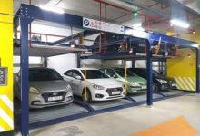 tiêu chuẩn bãi đậu xe chung cư